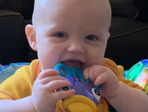 """Is Your Baby """"Just Teething"""""""